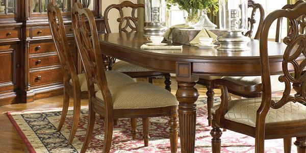 Home Page Dining Room Sets Rectangle Dining Table