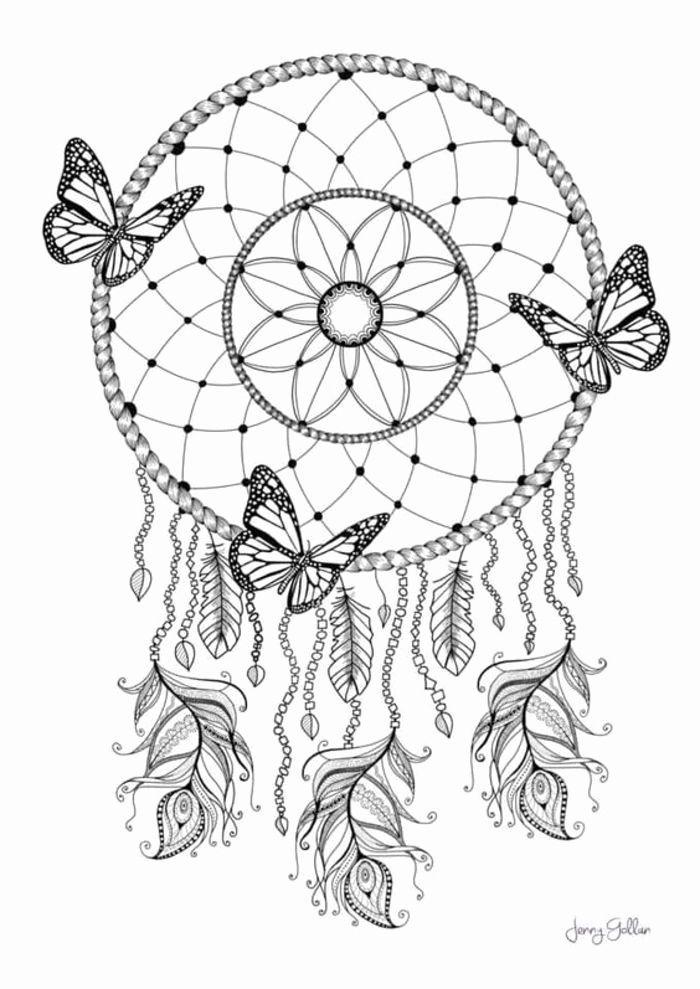 Farbung Mandala Catch Dream Schone Zeichnung Catch Dream Inspirational Coloriag Coloriages Ausmalbilder Ausmalbilder Mandala Mandala Zum Ausdrucken
