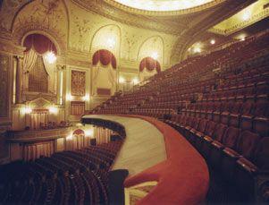 Forrest Theatre Along The Mezzanine Forrest Theatre Sydney Opera House