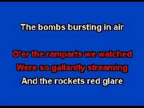 The Star Spangled Banner By All Star Karaoke Download This At Www