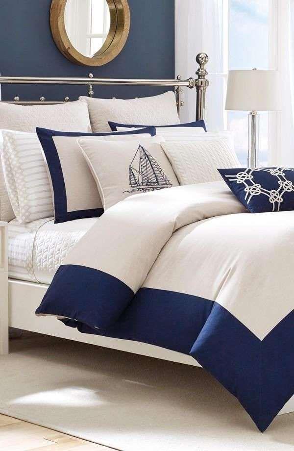 Camera da letto stile marina idee di immagini di casamia - Letto stile marina ...