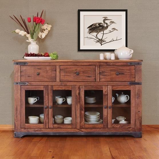 Parota 70 inch console by international furniture direct for International decor furniture
