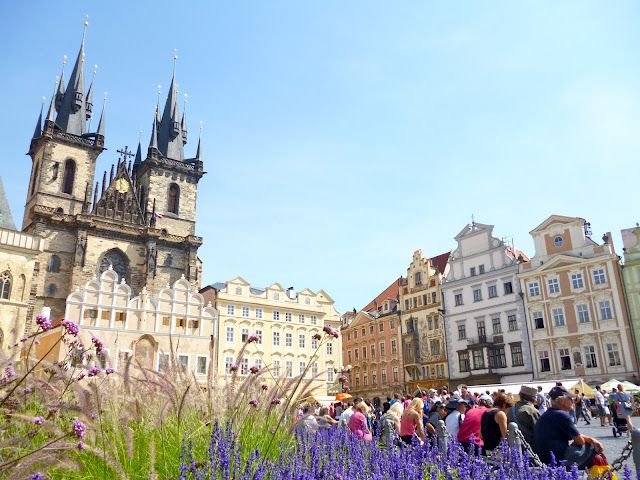 Prague on Trends With Benefits #Travel
