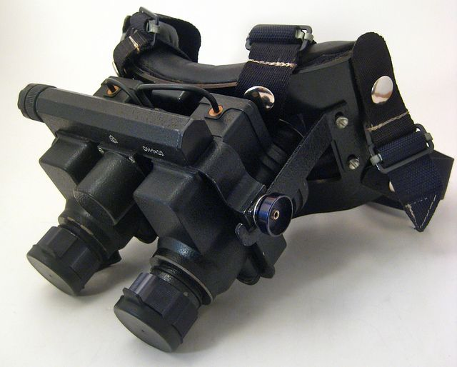 Russian Night Vision Goggles By Hopelevich Hopelitchka Via Flickr Night Vision Night Vision Monocular Night Sights