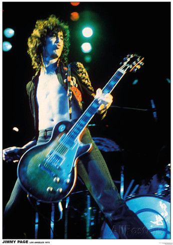 Jimmy Page - Led Zeppelin