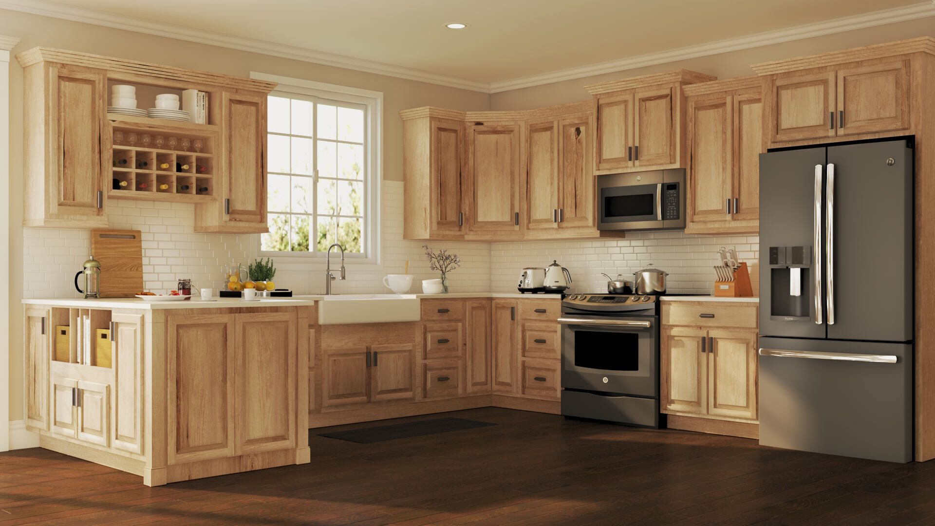 Hickory Cabinets Used Kitchen Cabinets Kitchen Cabinet Styles Kitchen Cabinets Home Depot