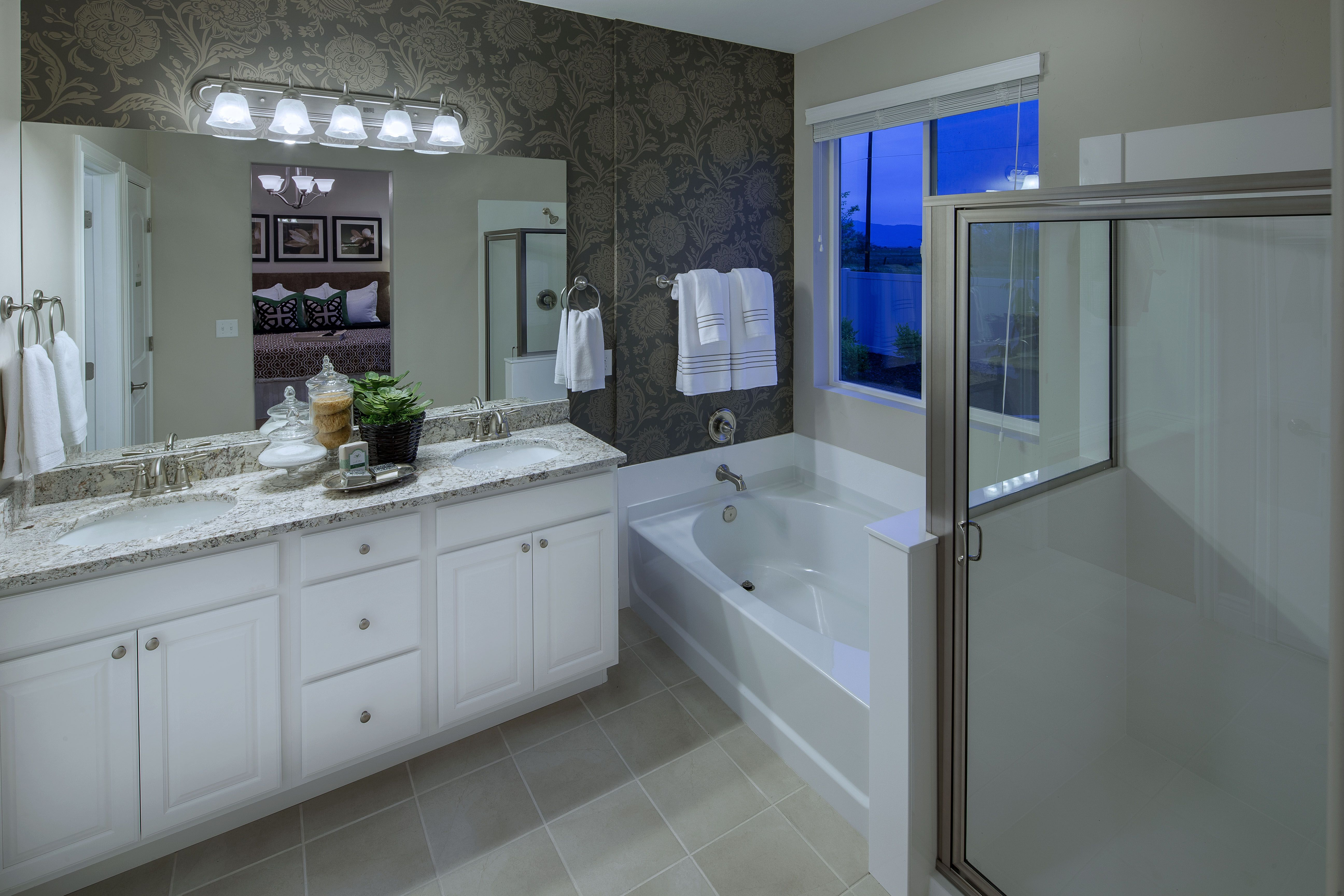 Do you prefer two sinks or extra counter space? Just another option ...