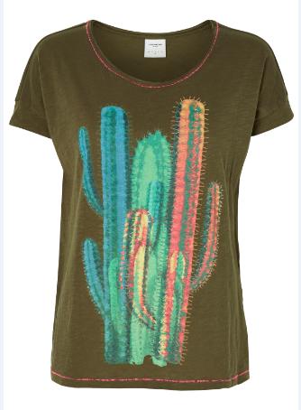 Cacti Lovin'                       #TRENDYVEROMODA #DeepDesert #tribal #springsummer #fashion #style #trends #fashionistas #spring #summer #fashiondiaries #stylediaries #VEROMODA