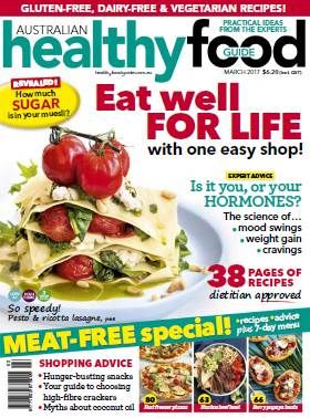 Australian healthy food guide march 2017 australian history australian healthy food guide march 2017 forumfinder Images