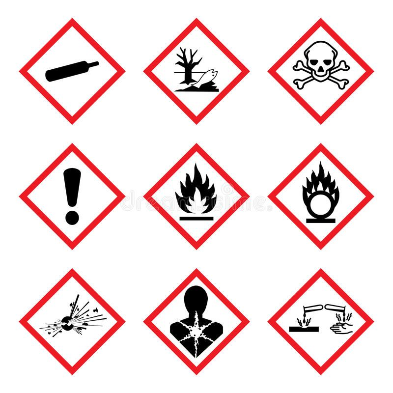 Ghs 9 New Hazard Pictogram Hazard Warning Sign Whmis Isolated Vector Illustra Ad Sign Whmis Pictogram Vector Illustration Cartoon Character Design