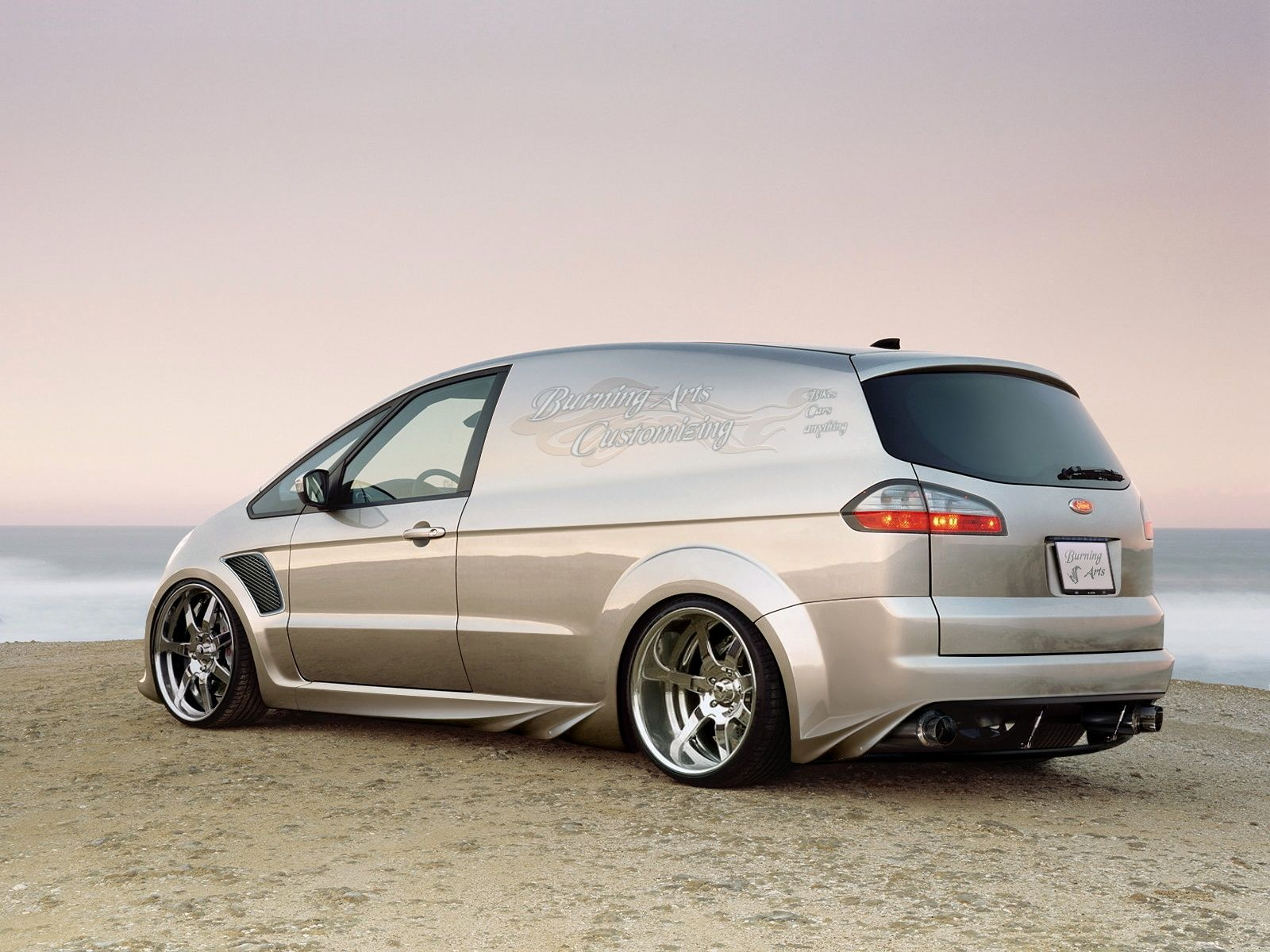 Ford S Max Tuning