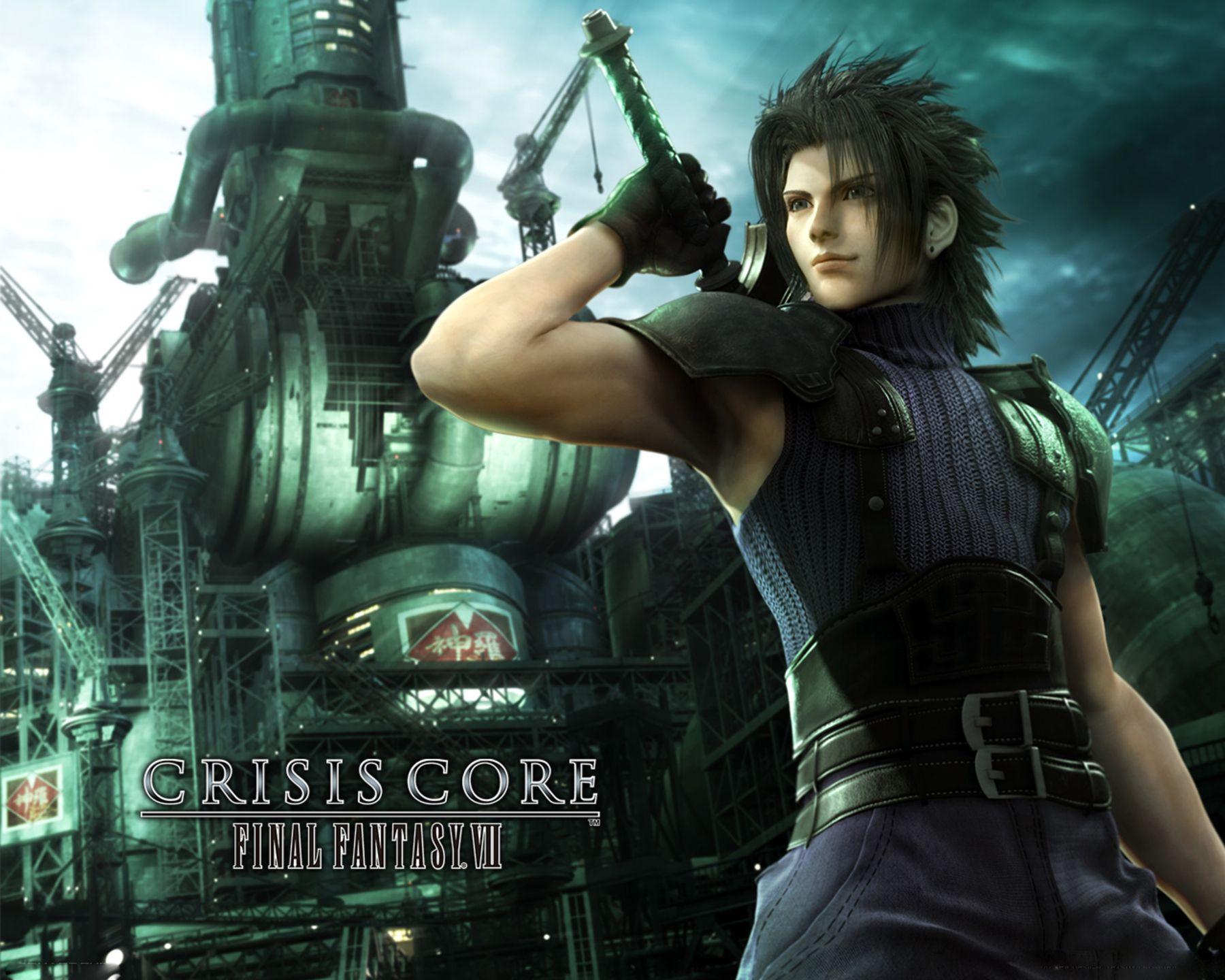 89 final fantasy vii advent children hd wallpapers backgrounds - Hd Wallpaper And Background Photos Of Ffvii Crisis Core Wallpaper For Fans Of Final Fantasy Images