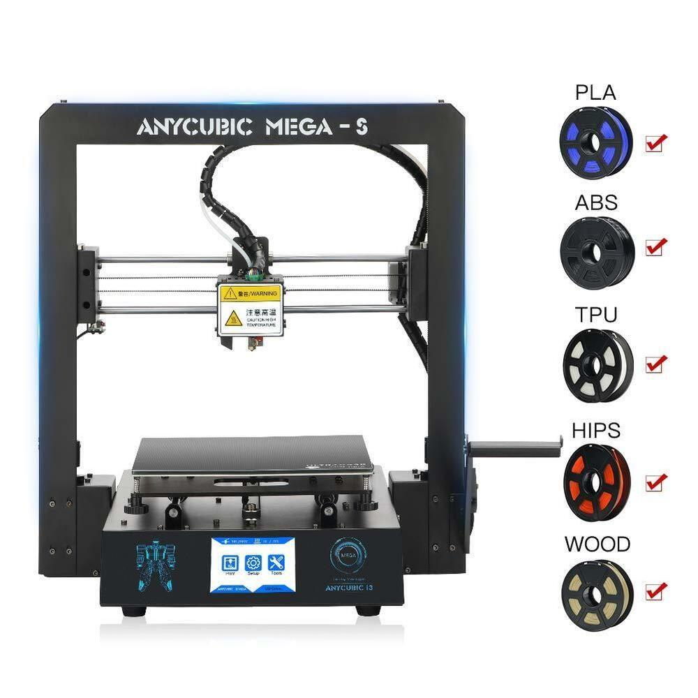 Anycubic Upgrade I3 Mega-S 3D Printer Ultrabase 3 5