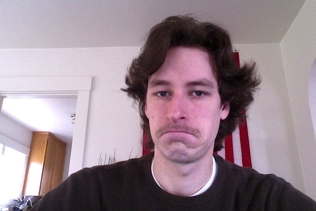 Our Web Developer Mike S Growing Rate Is 1 16 Inch Per Day Like