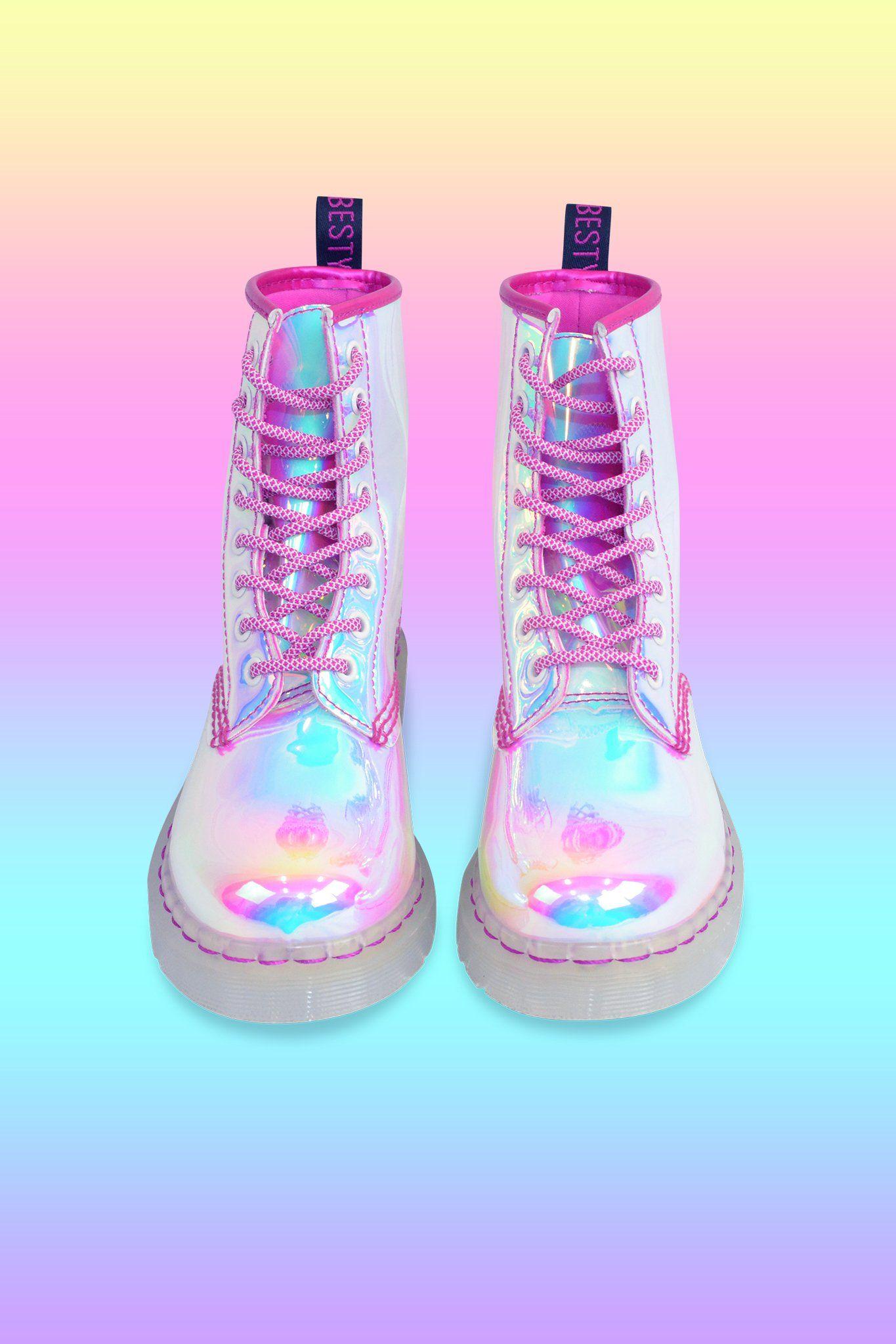 06d10c73bc46 Super-Air Combat Boot Aesthetic Shoes