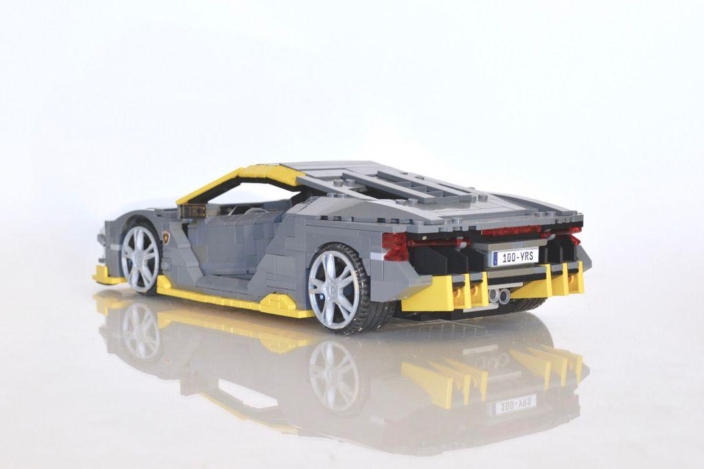 Lamborghini Centenario Lego Cars Lamborghini Centenario Lego