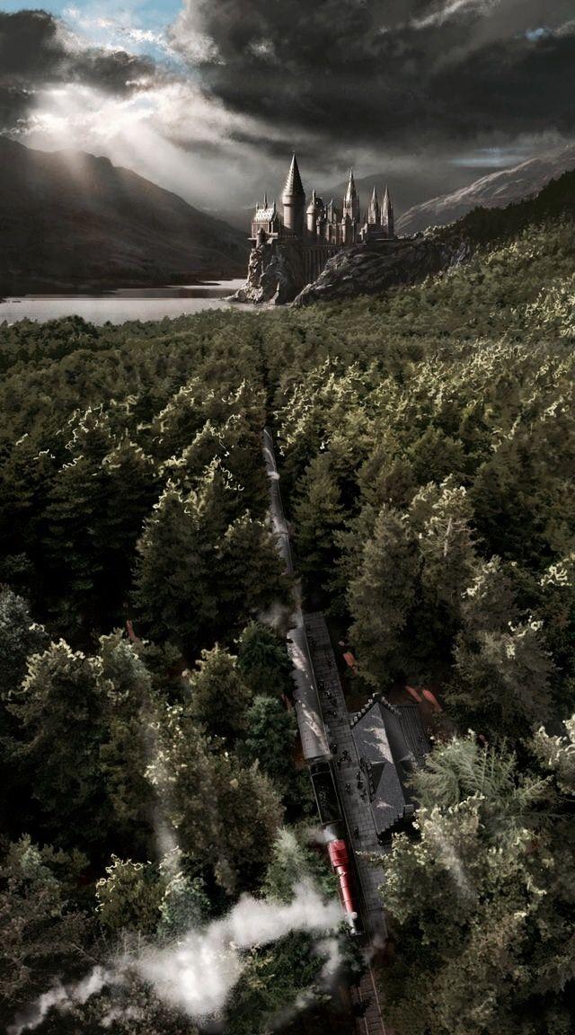 A scene out of Harry Potter? Harry Potter!♡♡ Pinterest