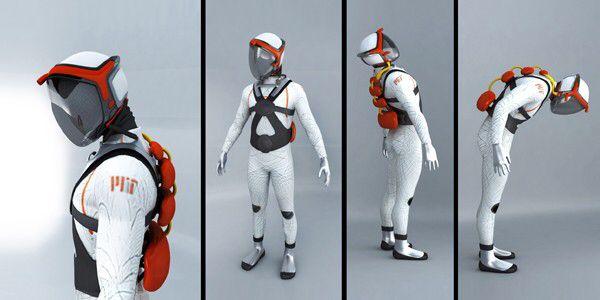 new space suit concept - photo #12