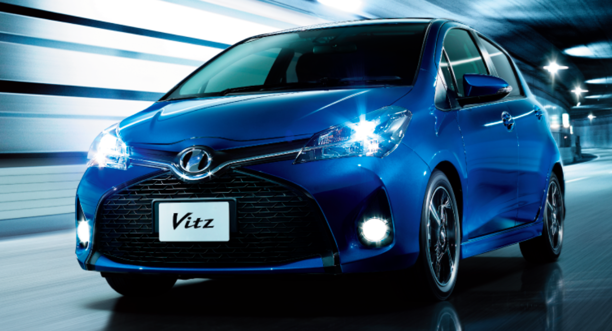 Toyota Vitz Review (With images) Japanese cars, Car