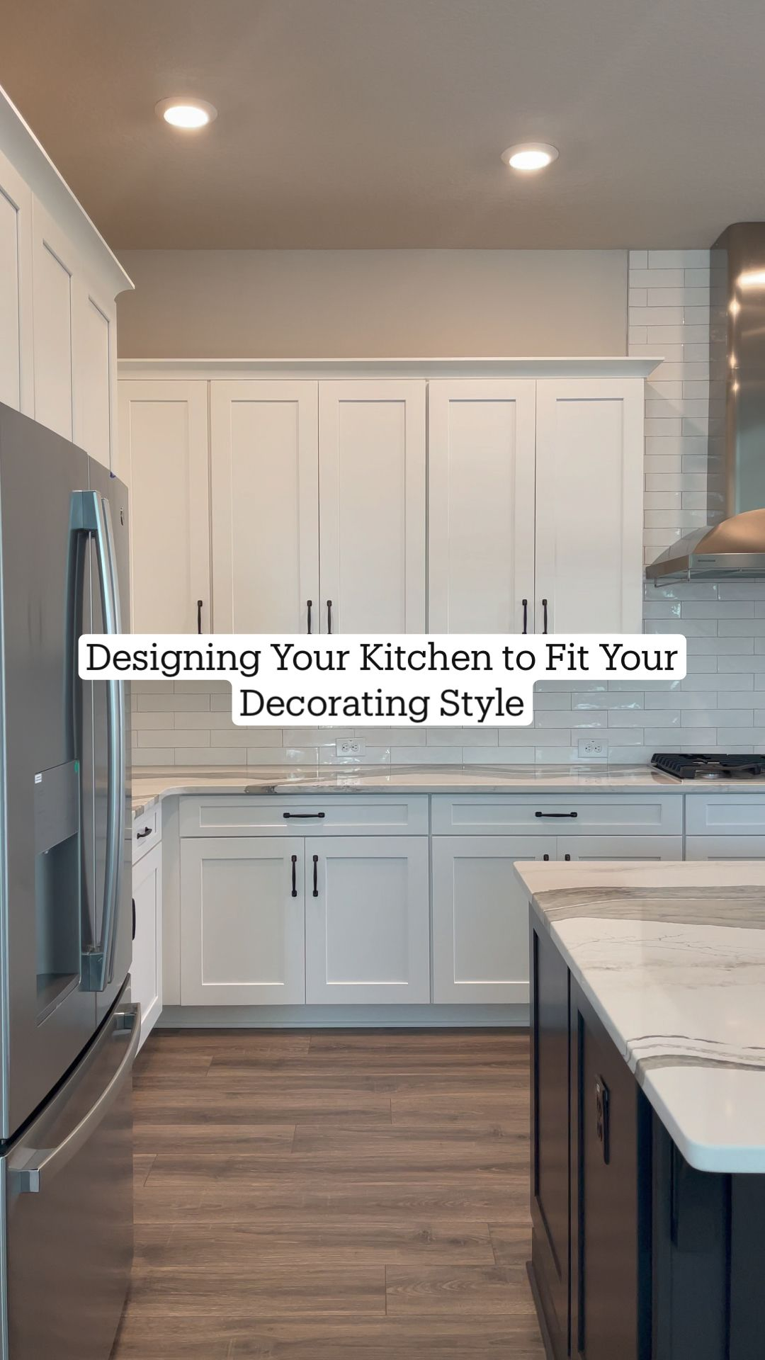 Designing Your Kitchen to Fit Your Decorating Styl