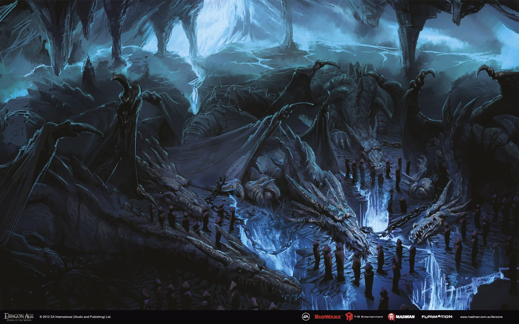 Dragon Age Dawn Of The Seeker Dragon Age Wallpaper Dragon Age Dragon Age Origins