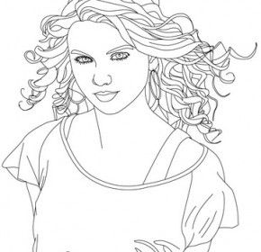 Coloring Pages For Girls 11 And Up People Coloring Pages Coloring Book Art Star Coloring Pages