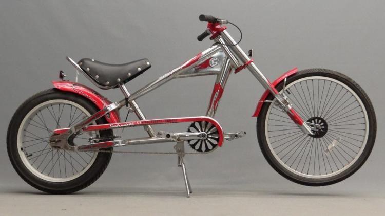 Schwinn Sting Ray Chopper Bicycle Schwinn Bicycle Chopper