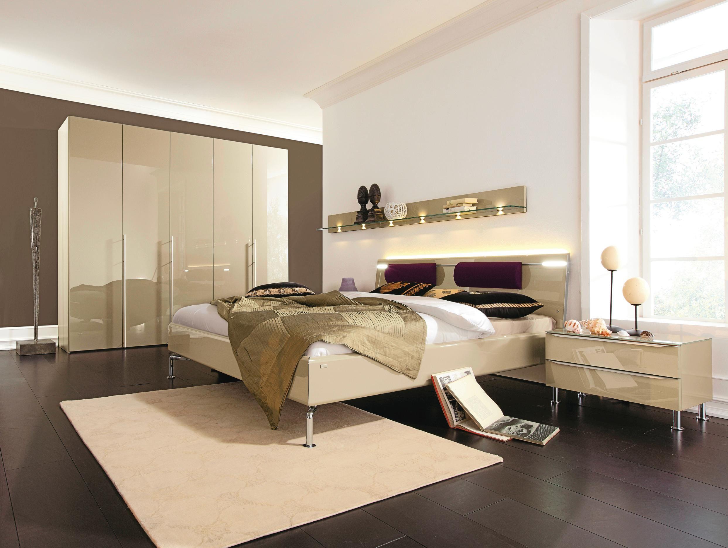 Xxxlutz Schlafzimmer ~ Geschmackvolles schlafzimmer von novel ein optischer hochgenuss
