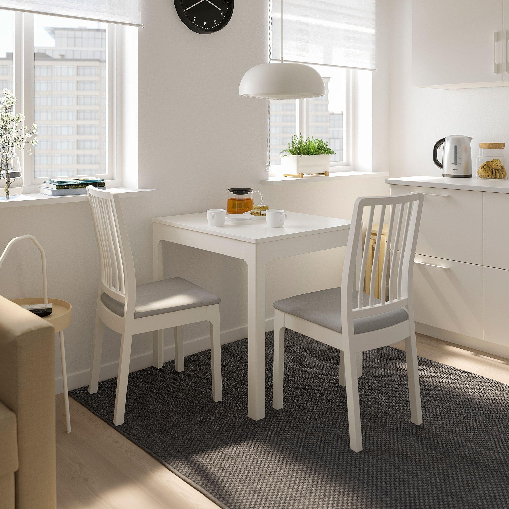 Ikea Ekedalen Extendable Table White Ikea Dining Ikea Dining