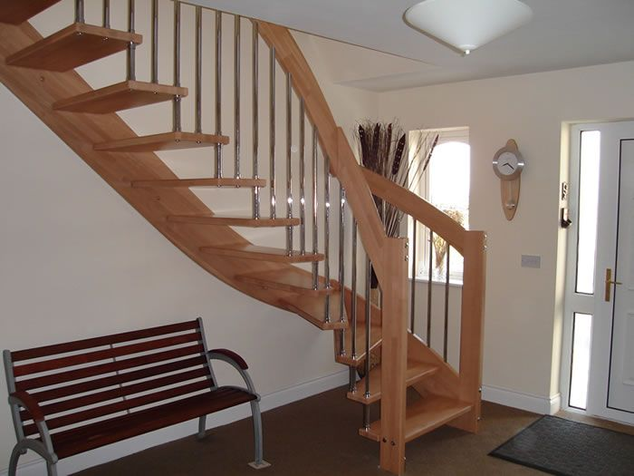 Best Open Stairs Aliante Open Staircase Open Staircase 400 x 300