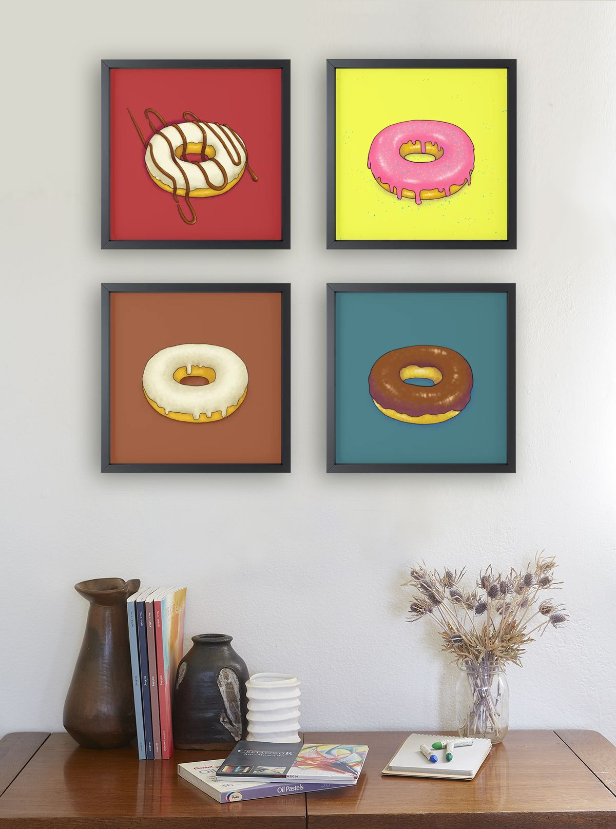 #interior #interiordesign #design #homedecor #home #architecture #decor #furniture #art #homedesign #interiors #decoration #inspiration #luxury #livingroom #interi #homesweethome #designer #interiorstyling #style #modern #interieur #interiordecor #interiordesigner #print #wallprint #canvasprint #home #homedecoration #donut #doughnut #pink #tasty #illustration #foodillustration #illustrasjon #matillustrasjon #mat #dessert #fastfood #junkfood #junkfoodillustration #comfortfood #cheatday #wallart
