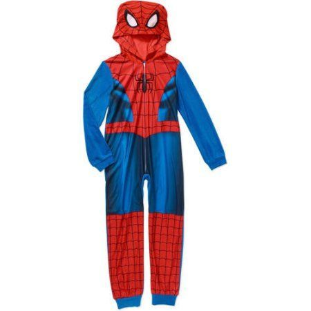 Marvel Boys Spiderman Onesie