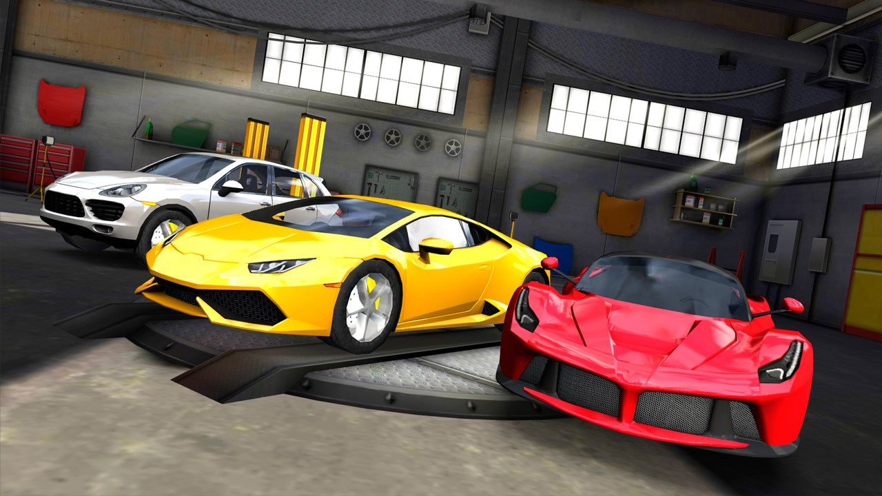 Download Extreme Car Driving Simulator 2 Mod Unlimited Money Apk