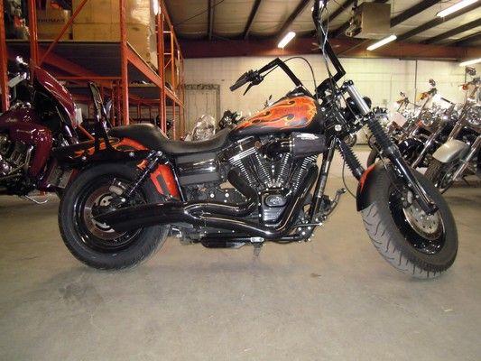 """2008 Harley-Davidson Dyna Fat Bob -Harley-Davidson® """"Trust Me"""""""