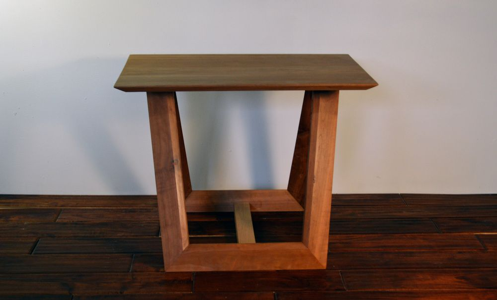 Cherry Gateway Table Sawn Studio