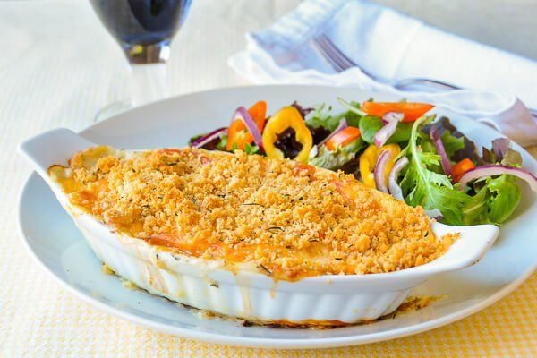 Cod au Gratin | Recipe (With images) | Au gratin recipes