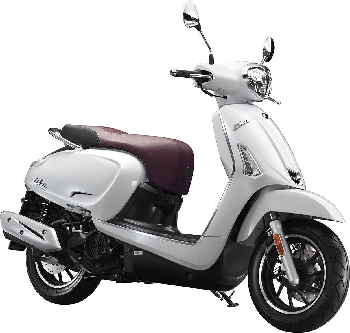 Pour 2017 les scooters kymco like 50 et 125 voluent en profondeur