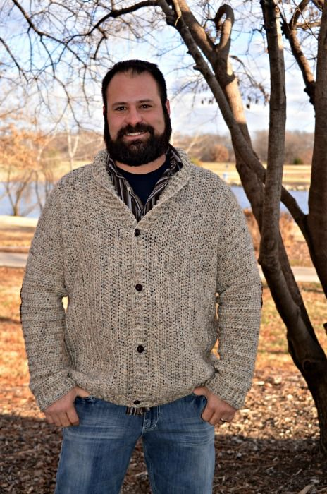 Cozy Coed Cardigan Crochet Pattern (Sizes: Adult Small to 4XL Tall)