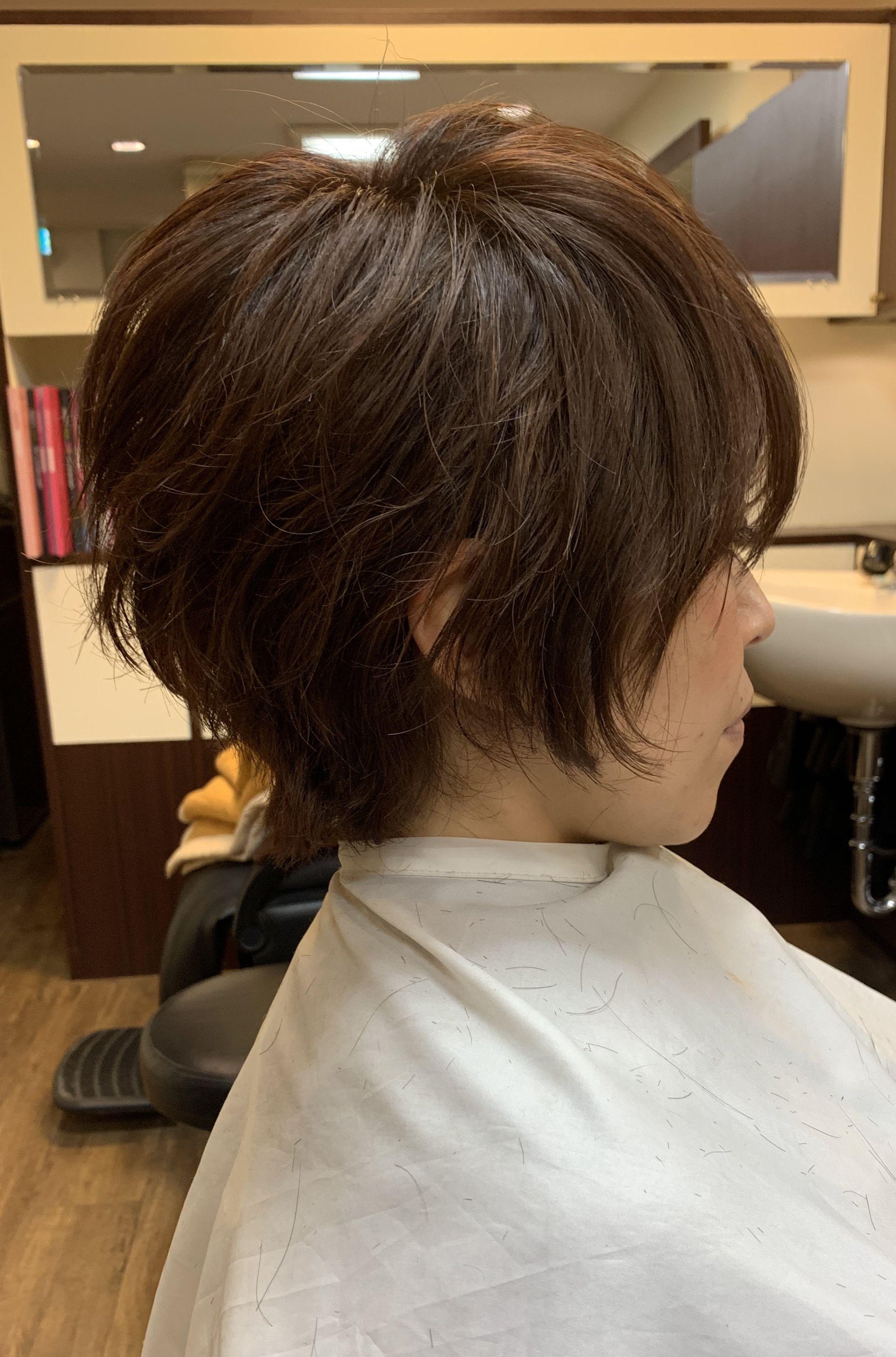 ヘアスタイル おしゃれまとめの人気アイデア Pinterest Polish Custom Hair ポリッシュ ドット カ ショートカット ショートカット 髪型 グラデーションボブ