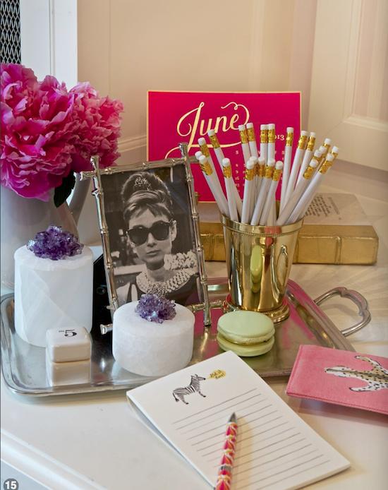 $10 Mint Julep Cup Sale! | Desk Set | Home office decor