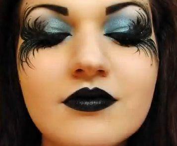 Gor-juss Halloween Make-up