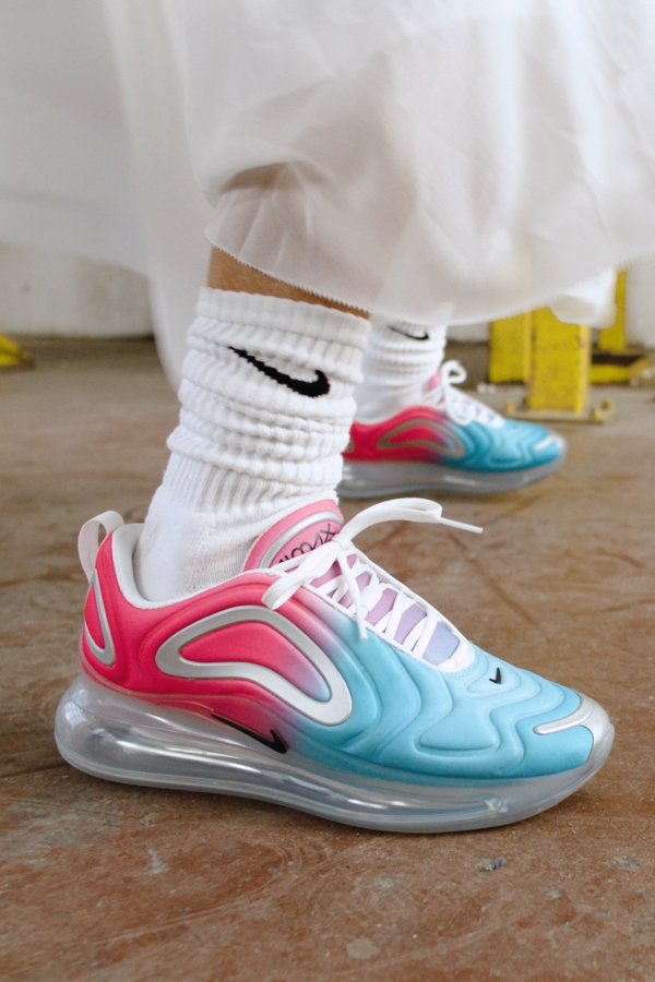 new concept 199da 8d9ae Introducing the Air Max 720, our newest innovation highlighting the tallest  air bag ever. Available on Nike.com.