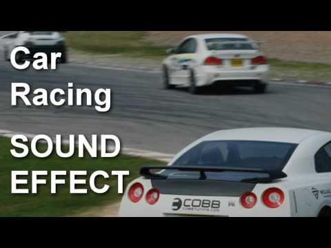Car Racing SOUND EFFECT