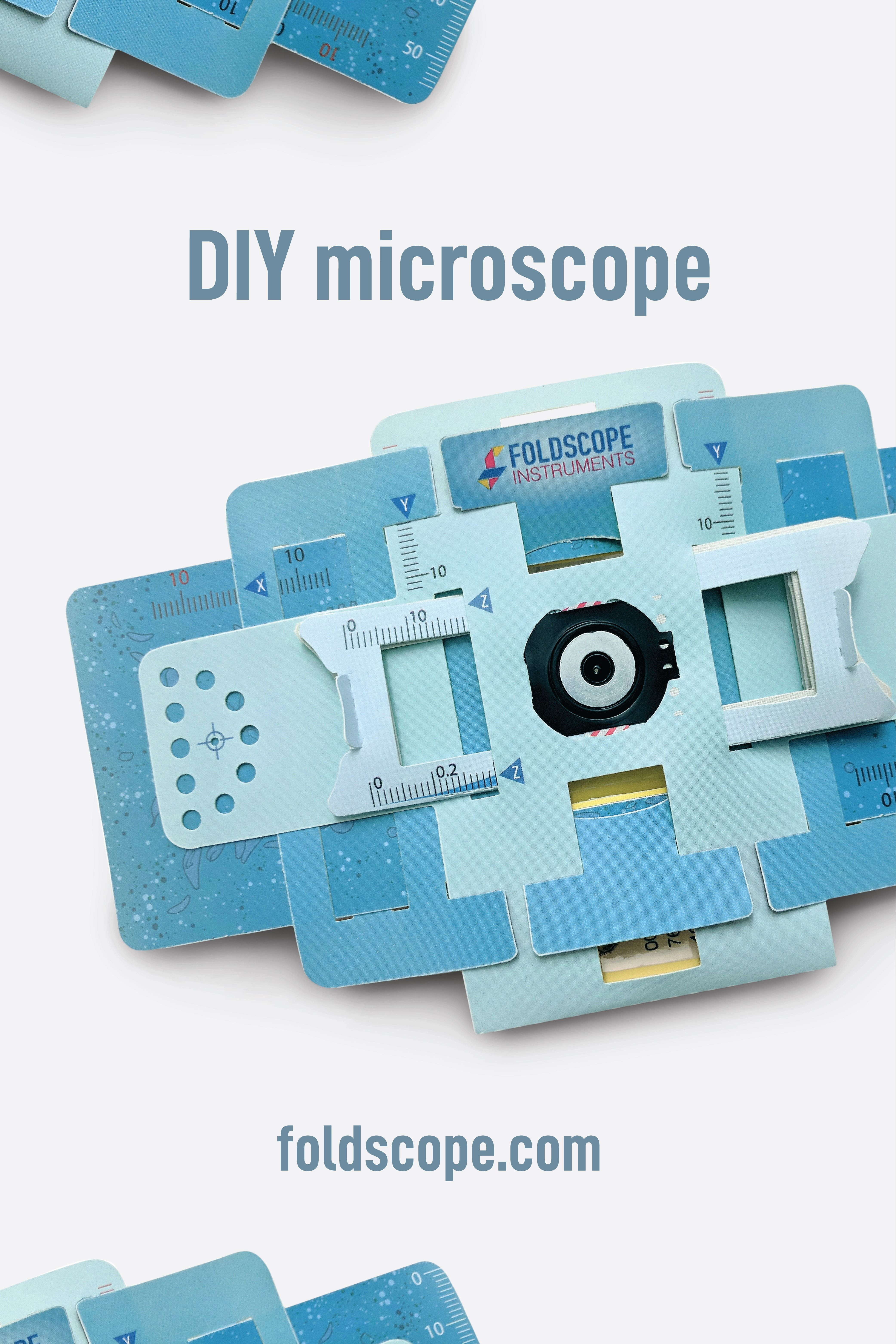 Foldscope Is An Affordable Durable And Portable Paper
