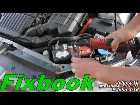 Accessory Battery Replacement How To Honda Civic Hybrid Honda Civic Hybrid Honda Civic Civic