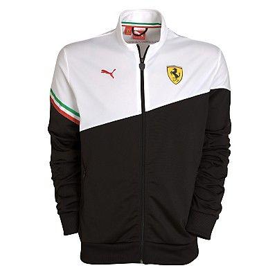 9f995710df1 Scuderia Ferrari Puma Track Jacket   PUMA   69.99£   Things that I ...