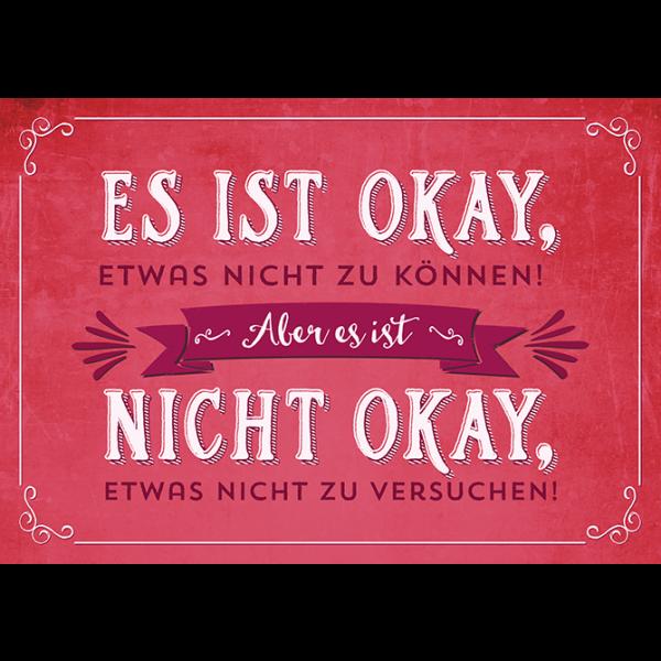 Es ist okay/Bild1