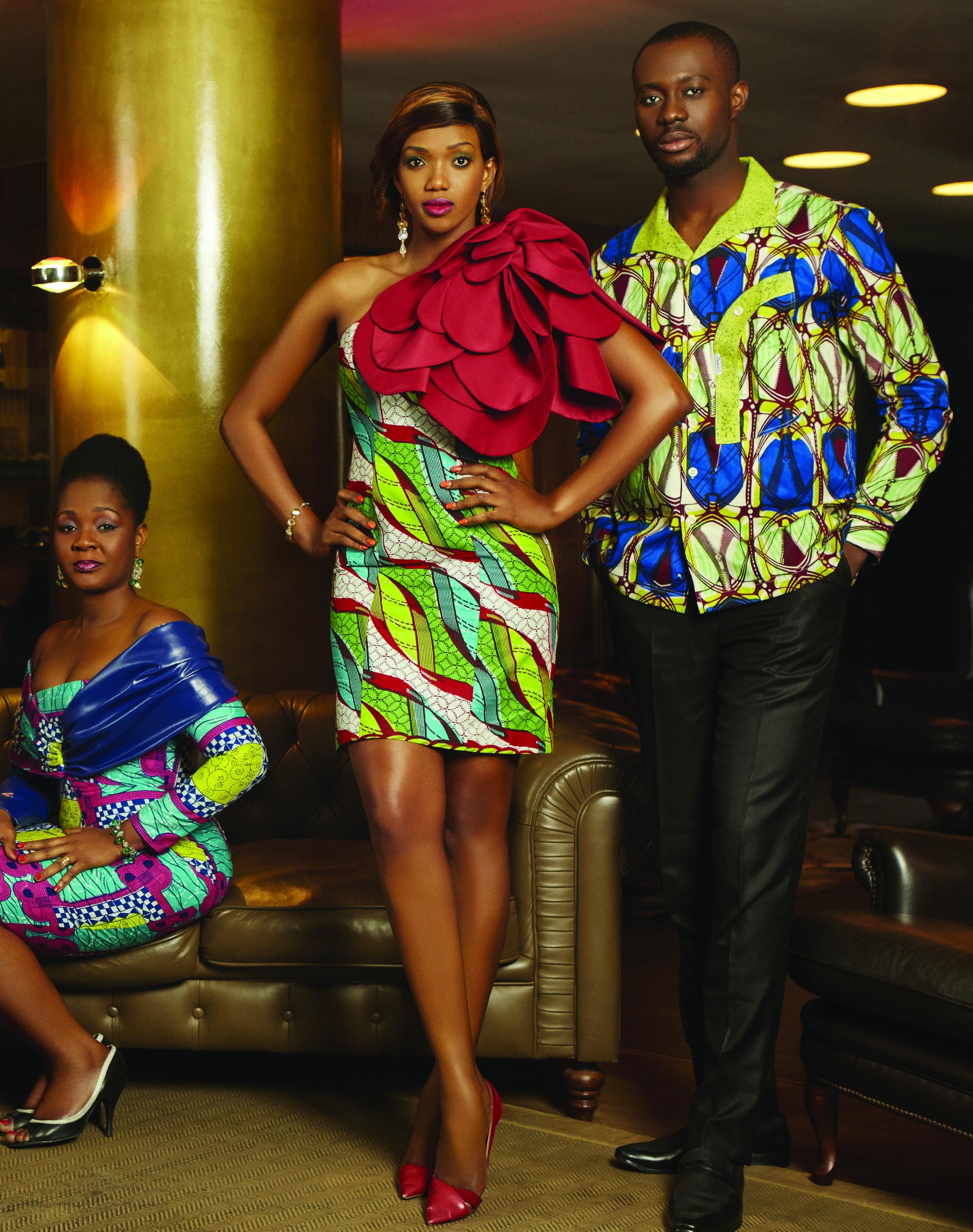 UNIWAX Magazine Wax fashion Mode Africaine