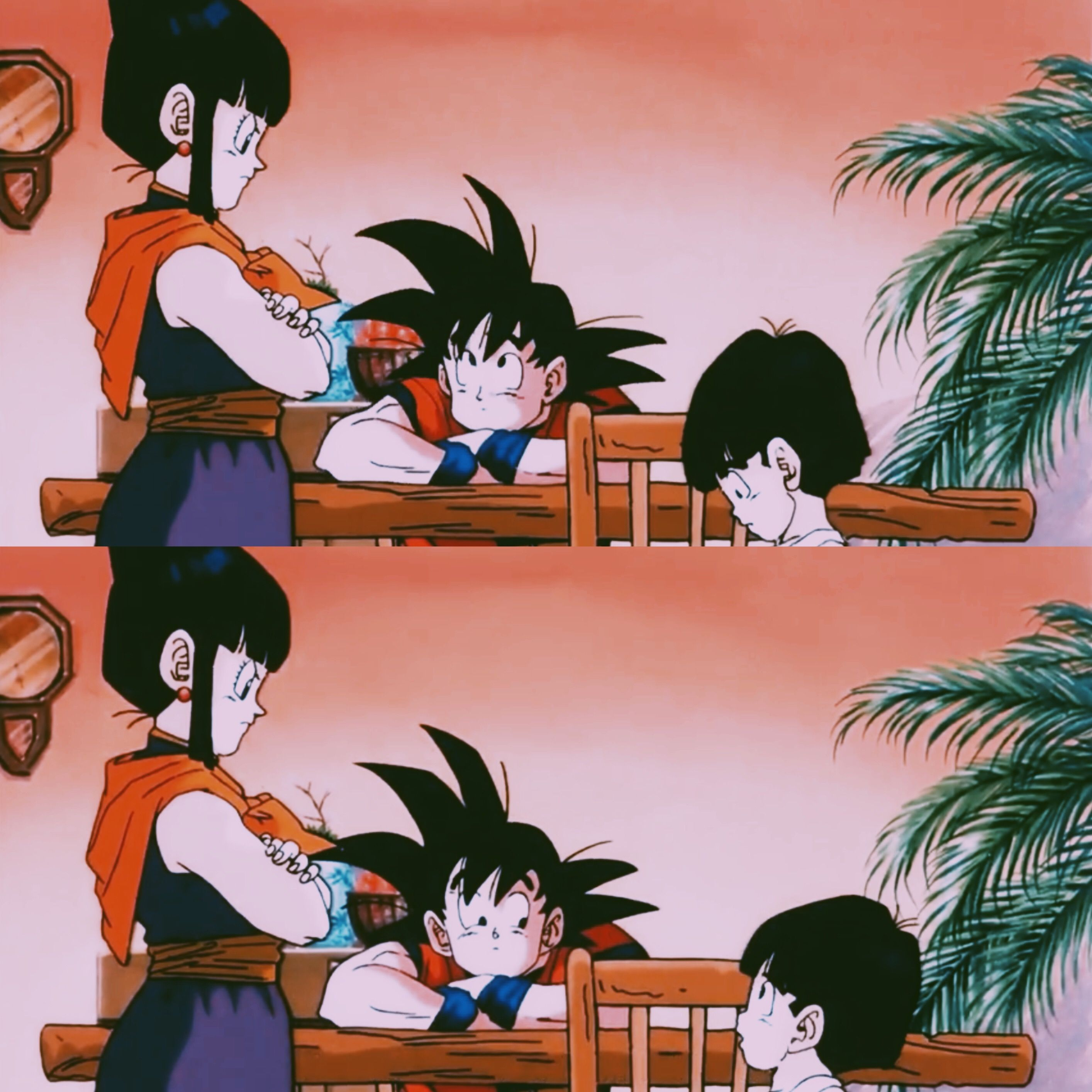 Pin On Goku S Family