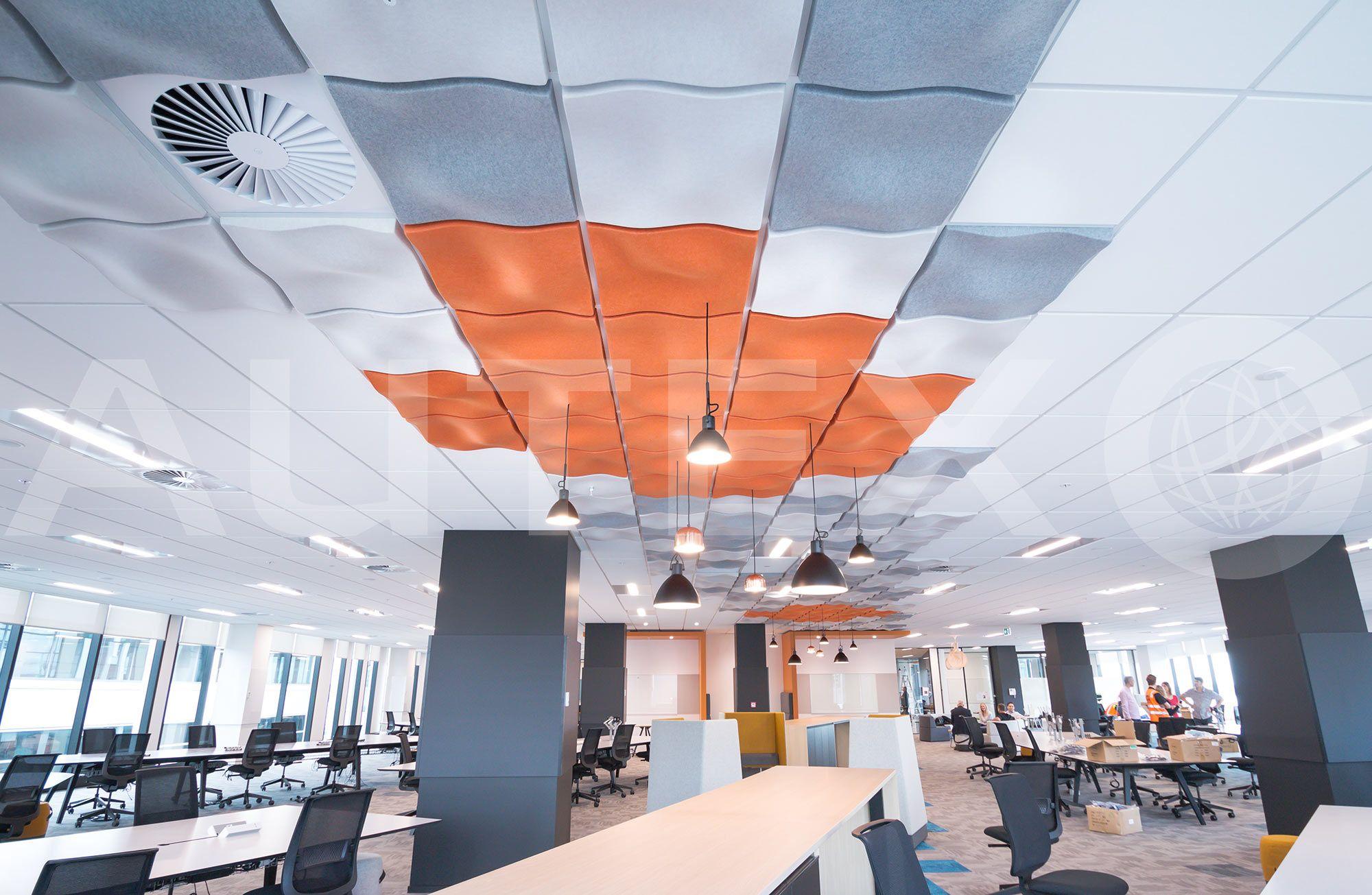 Autex interior acoustics quietspace 3d ceiling tiles kotahi autex interior acoustics quietspace 3d ceiling tiles kotahi logistics auckland nz dailygadgetfo Choice Image